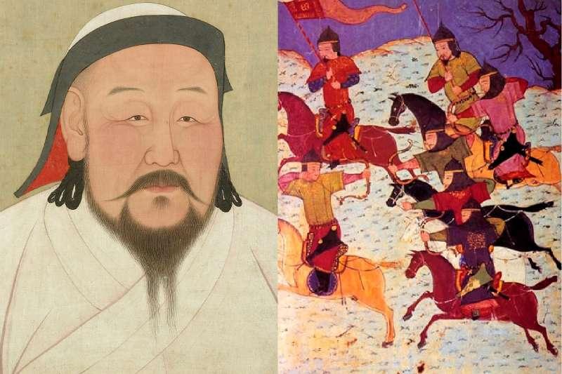 日本在最初並沒有成為蒙古帝國關注的焦點,為何最後蒙古帝國卻花費大把力氣兩次東征日本、還以失敗告終呢?(圖/維基百科)