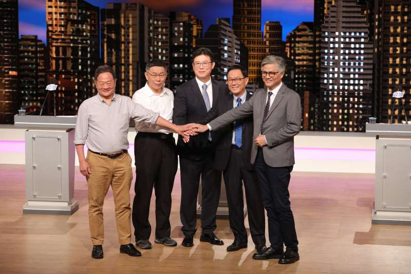 林濁水認為,台北市長選情看似平靜,事實上卻是台灣選情大勢下的原型,而「韓流」只是其中的區域性支流罷了。(公視提供)
