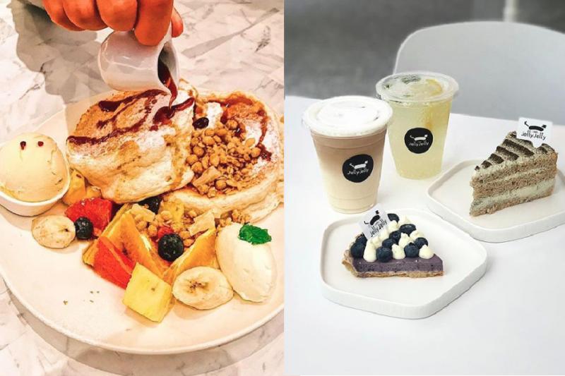下班或假日想跟朋友去喝下午茶,這7間咖啡廳絕對是你的首選!(圖/daisy_milktea@instagram、peimaou@instagram,經授權提供)