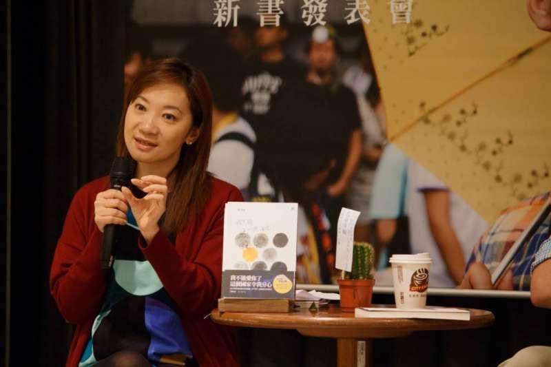 以小說集「我是許涼涼」在文壇廣獲好評的台灣女作家李維菁,今天凌晨病逝,享年49歲。事實上,李維菁勤於筆耕墨耘,去年才入選第19屆台北文學年金獎獎助計畫,該作品已完成。(圖取自李維菁臉書)