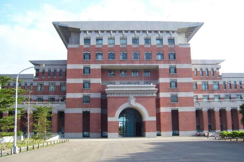 20181113-圖為開南大學學區大樓。(取自開南大學官網)