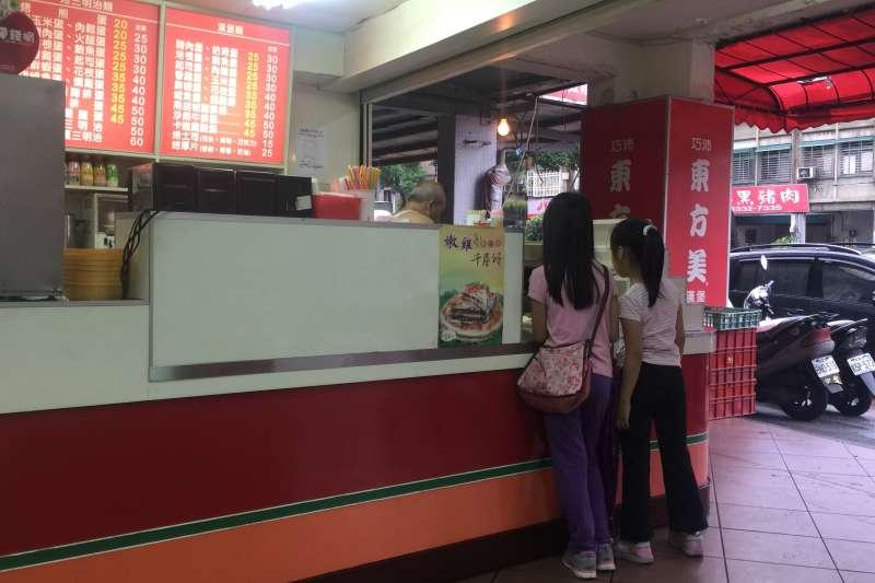 其實早餐店的煎台主要分為兩種材質,也就是鑄鐵與不鏽鋼。(圖/ Tzuhsun Hsu 追蹤@flickr)