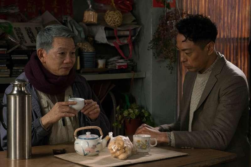 第55屆金馬獎最佳男配角入圍《翠絲》袁富華。(金馬執委會提供)