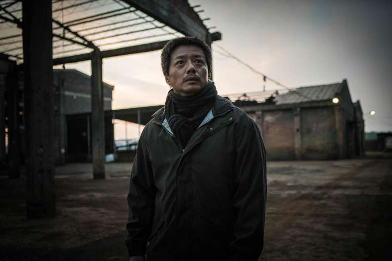 《暴雪將至》奪下國際影評人費比西獎,男主角段奕宏表示,這是個好兆頭,並細數4位影帝對手,表示很慶幸能與大家並列。(金馬執委會提供)