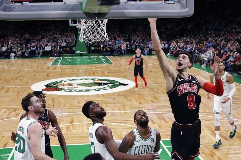 NBA開打一個月,開季至今最火球員(6到10名)。(美聯社)