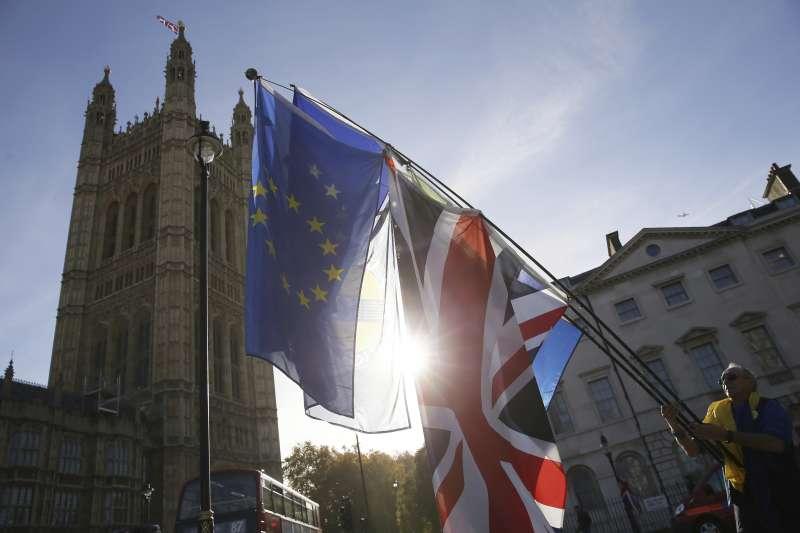 脫歐對英國帶來全面大震盪,許多優惠措施也全都撤銷(AP)