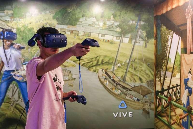 再不正視這波VR浪潮,註定被淘汰!(圖/文化+提供)