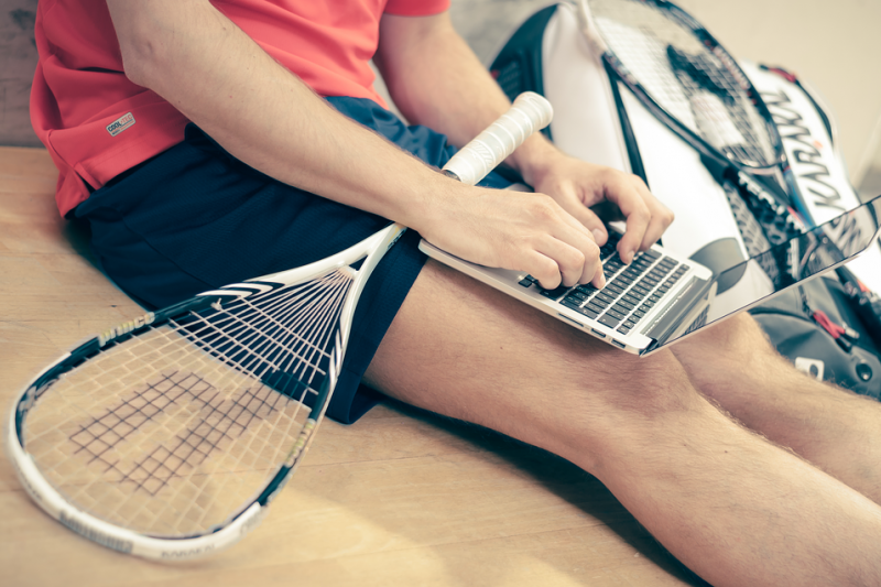 有習慣正確且努力運動的人,工作的績效會比較好?(圖/取自pixabay)