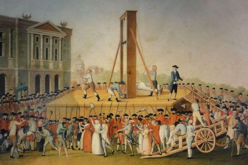 法國國王路易十六的王后瑪麗.安東妮(Marie Antoinette),1793年10月16日遭斬首處決(Wikipedia / Public Domain)
