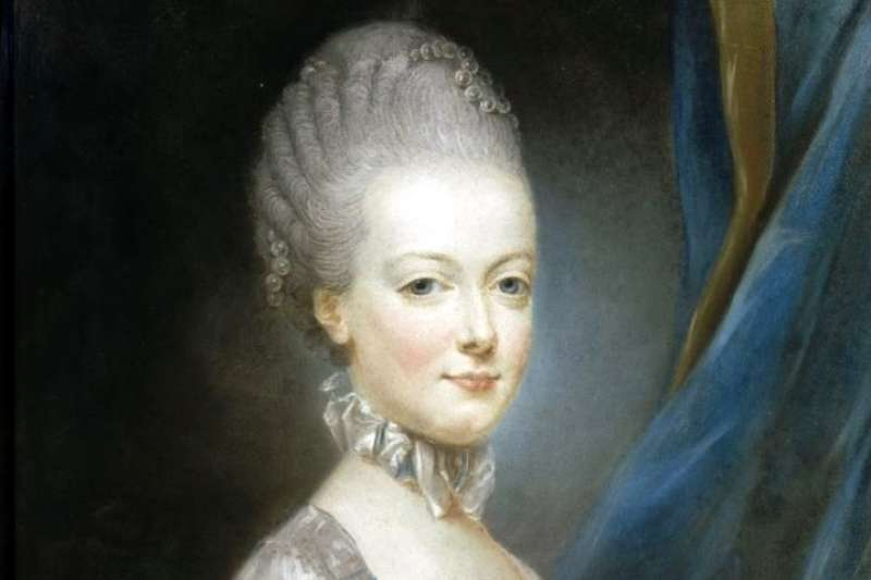 法國國王路易十六、王后瑪麗.安東妮(Marie Antoinette)(Wikipedia / Public Domain)