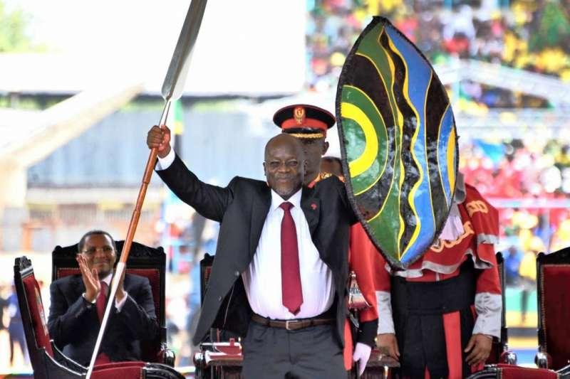 坦尚尼亞總統馬古富利(John Magufuli)逝世,享壽61歲(資料照,AP)