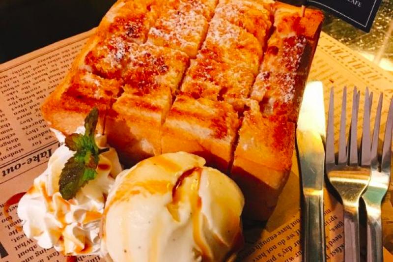 哪裡有可以看海的早午餐?!來新北市吃鹹派、歐姆蛋、日式飯糰嘗點不一樣的吧!(圖/MENU美食誌提供)