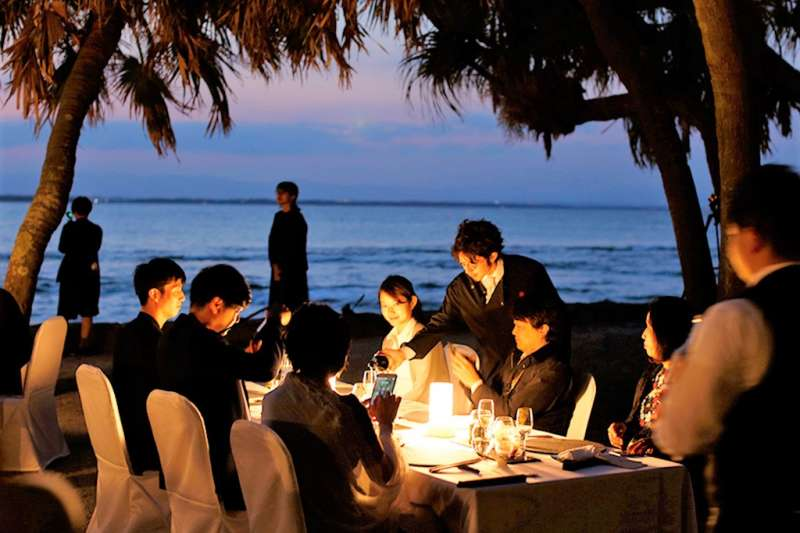 在日本一位難求的沖繩奇蹟晚宴,奧丁丁獲得獨家保留席,快帶著重要的人赴宴吧!(圖/奧丁丁提供)