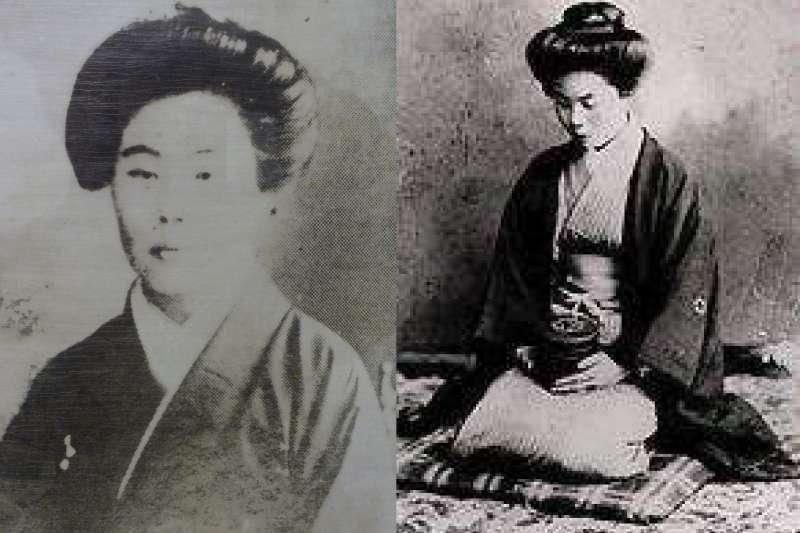 七夜怪談中貞子的母親山村志津子,是以一名日本的超能力者—御船千鶴子為原型所創造的角色。御船千鶴子在明治時期,因為透視眼的超能力而聲名大噪,甚至被稱為「千里眼之女」,然而她卻被科學家利用、遭世人誤解,最終結束了僅25年的短暫人生。(圖/維基百科)