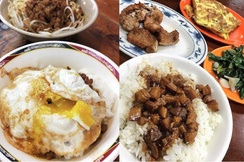 滷肉飯只知道連鎖店就太遜啦!台北這5間滷肉飯才讓外國人念念不忘呢!(圖/gotmylife0403@Instagram、ayumilin76@Instagram,經授權轉載)