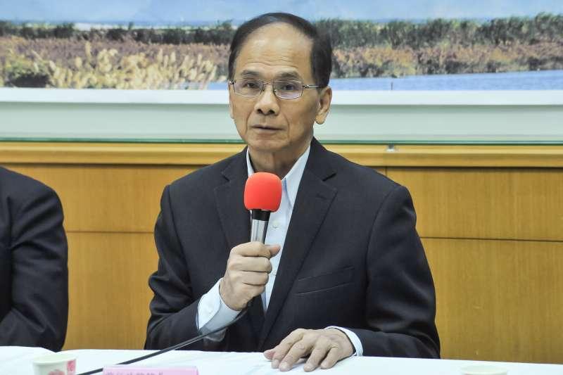 馬英九稱九二共識為「保命仙丹」 游錫堃嗆:你去香港住一年看看-風傳媒