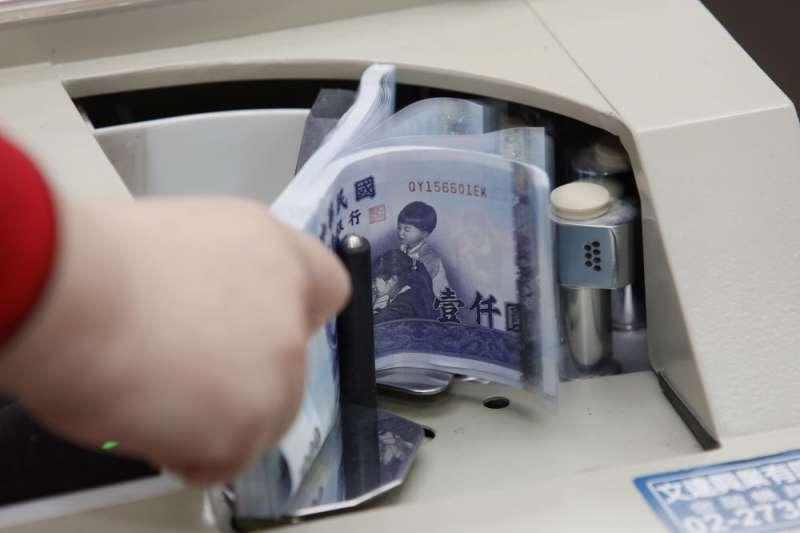 台灣保險巨頭大量購買美債。(郭晉瑋攝)