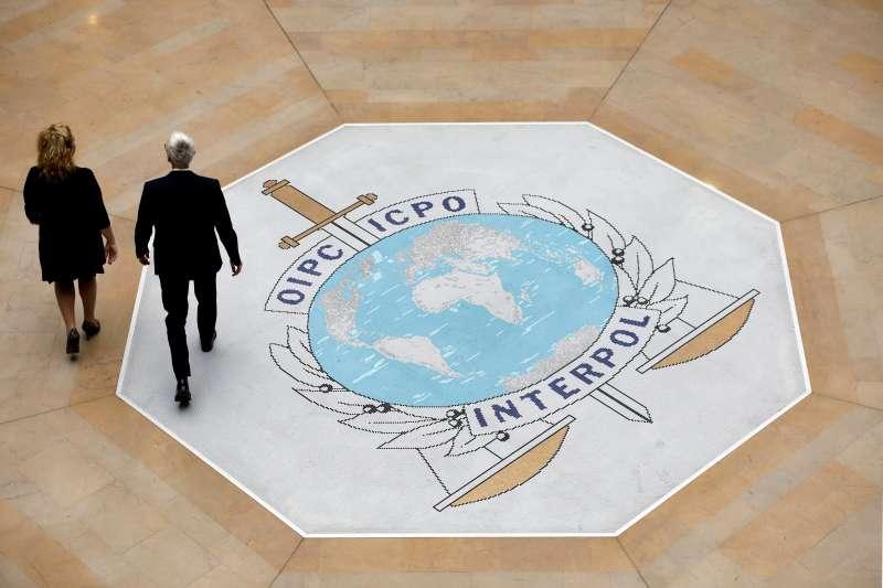 國際刑警組織(Interpol)(AP)