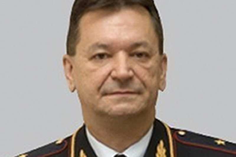 國際刑警組織(Interpol)副主席、俄羅斯前內政部長普羅柯普楚克(AP)