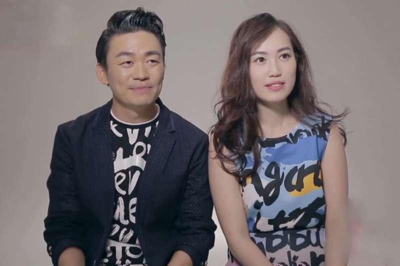 王寶強(左)離婚案是婚姻出軌大頭條,比任何煽情戲劇都更寫實精彩。(圖/取自youtube)