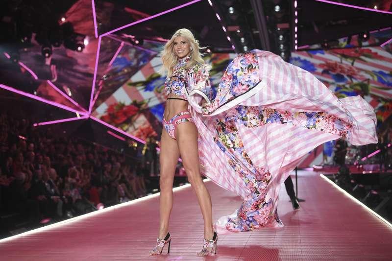 美國最大的女性內衣和泳裝品牌,維多利亞的秘密(Victoria's Secret)(AP)