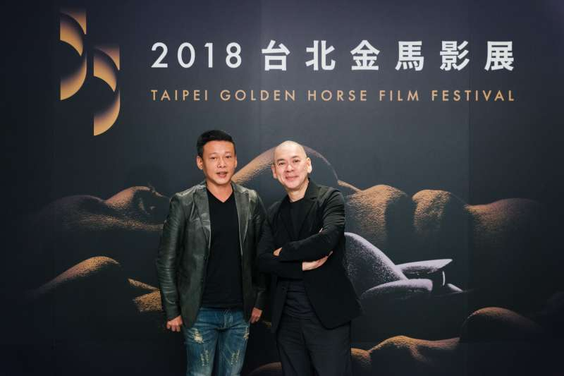 20181123-2018金馬影展閉幕片《你的臉》於22日晚間舉行首映,導演蔡明亮、金馬影帝李康生,以及李康生母親等多位被攝者,都一同出席。(金馬執委會提供)