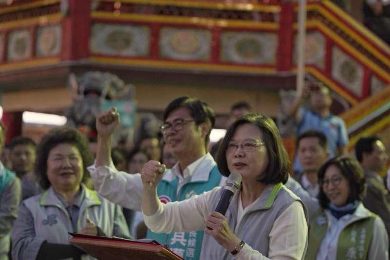 獨家》防九合一大選傷害再現!民進黨府院成立「假訊息反應機制」、陳其邁擔綱指揮-風傳媒