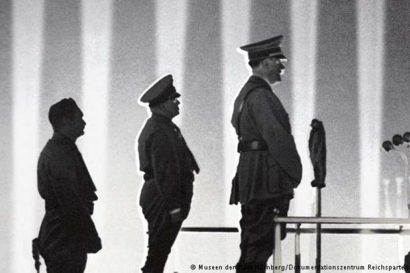 希特勒——大師級的煽動者。(圖/德國之聲)