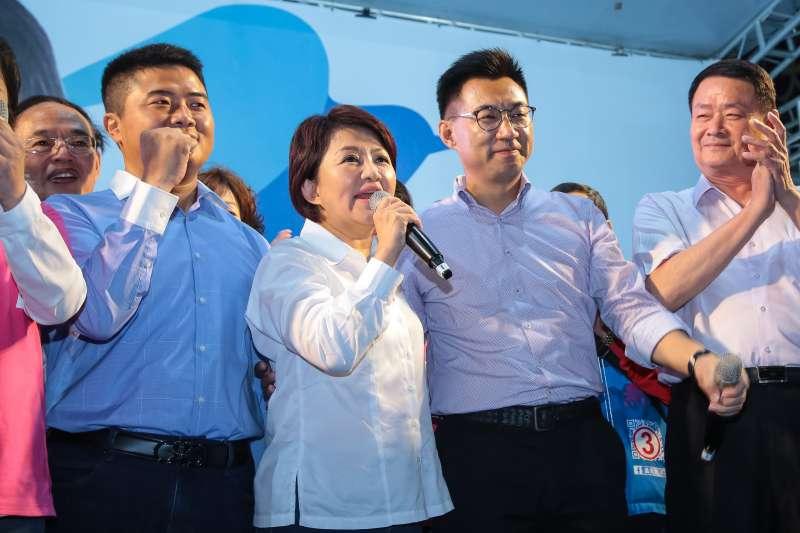 公布第3波小內閣名單 盧秀燕實踐「至少3名年輕人」承諾-風傳媒