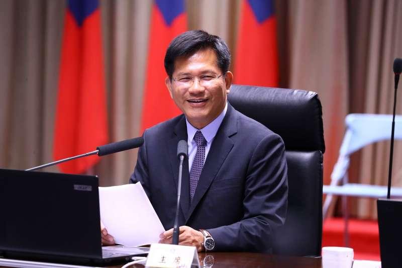 前台中市長林佳龍任內相當重視交通建設,府院希望他拉任交通部長。(圖/台中市政府提供)