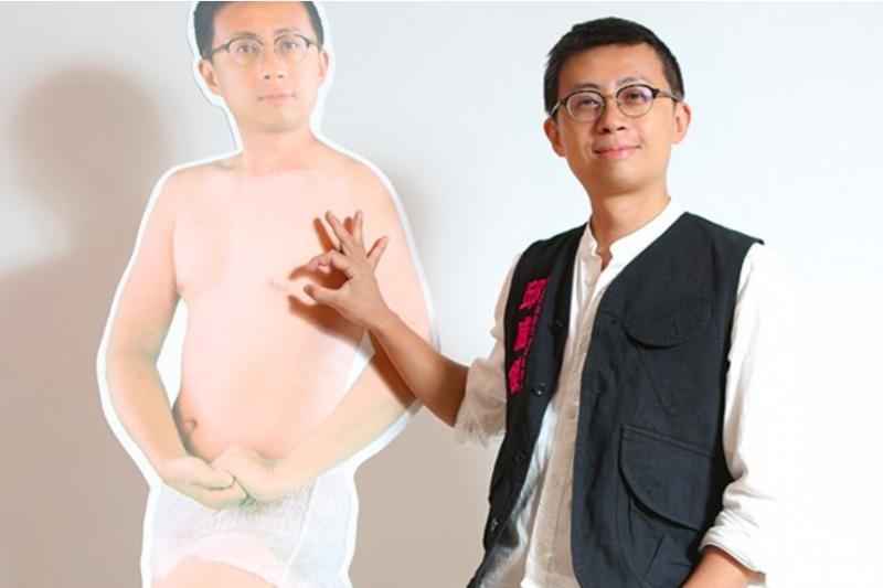 他是網紅,也是台北市松山、信義區的議員。(圖/數位時代提供)