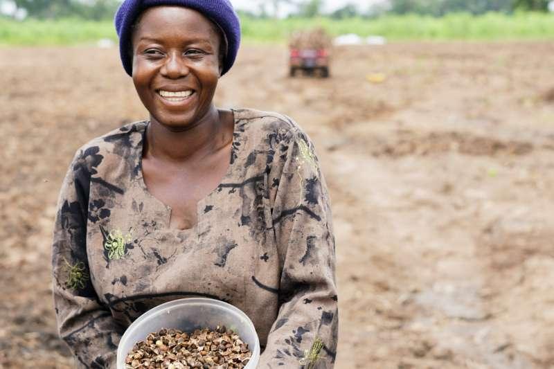 綠藤生機廣邀消費者參與「以你之名 – 奇蹟種樹計畫」幫非洲小農脫貧(圖/綠藤生機)