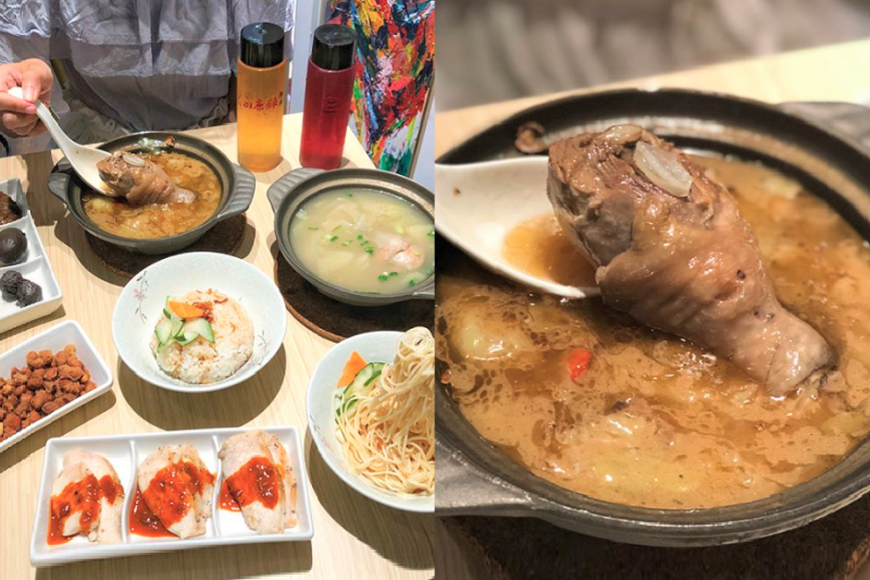 天冷了一定要去一趟東門站,這裡的湯圓、雞湯等「熱呼呼美食」可是連米其林都大推啊!(圖/eating_dynasty@instagram)
