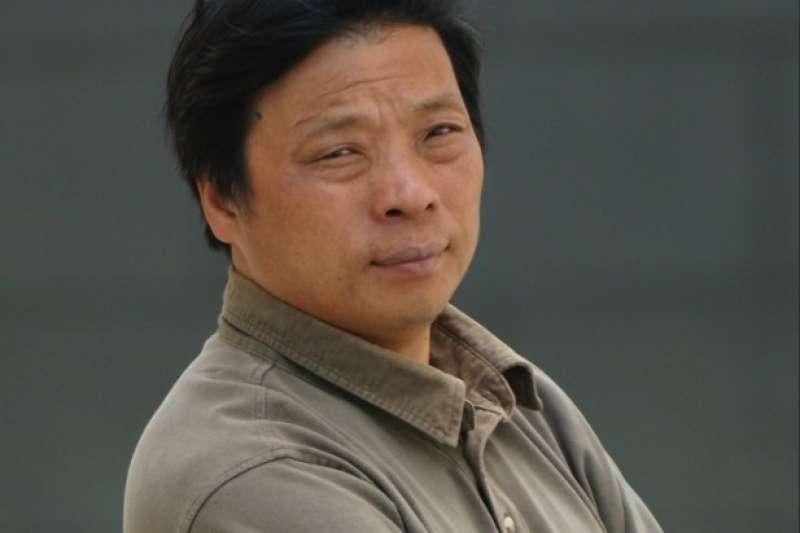 中國著名攝影師盧廣。(取自盧廣之妻徐小莉推特)