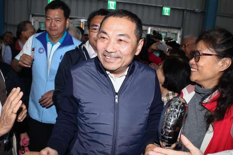 侯友宜公布小內閣完整名單!謝政達、陳純敬與吳明機出任新北市副市長-風傳媒