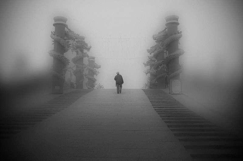 知名文史作家林博文去年11月26日因癌症於紐約病逝,享年73歲,作者面對老友的撒手離去,不禁感嘆「故友如冬葉,蕭然四落。我們這一代就要過去了。」