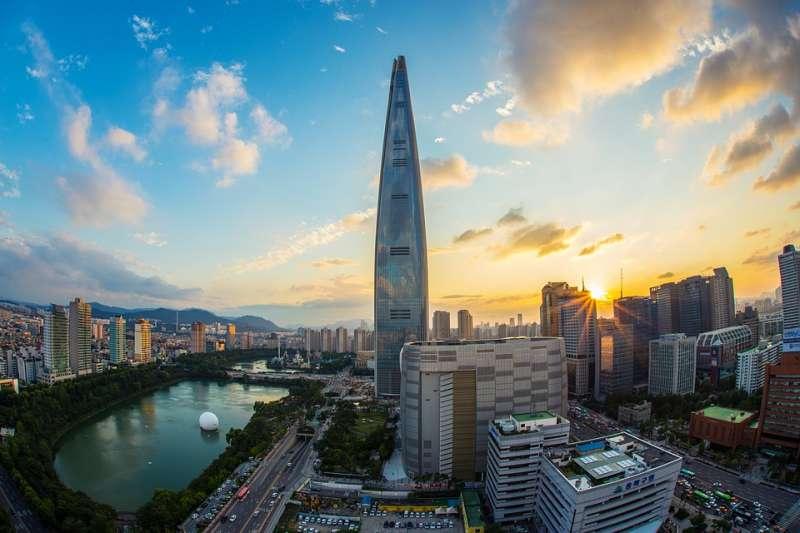 根據經合組織(OECD)最新公布的全球癌症發生率排行,台灣癌症發生率擠進全球十大,在亞洲僅次於南韓,其中南韓全球胃癌發生率最高的國家。圖為南韓首爾。(資料照,取自pexels)