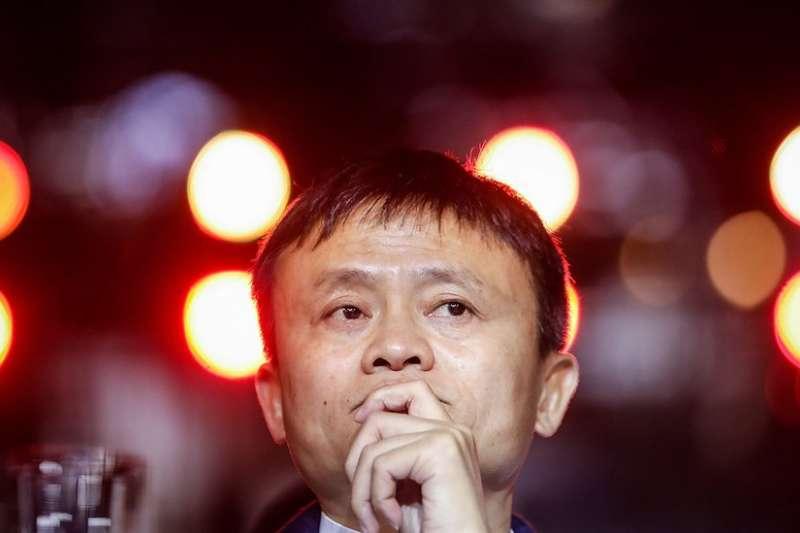 外界多年都猜測馬雲是否共產黨黨員,直至《人民日報》證實他的身份。(圖/BBC中文網)