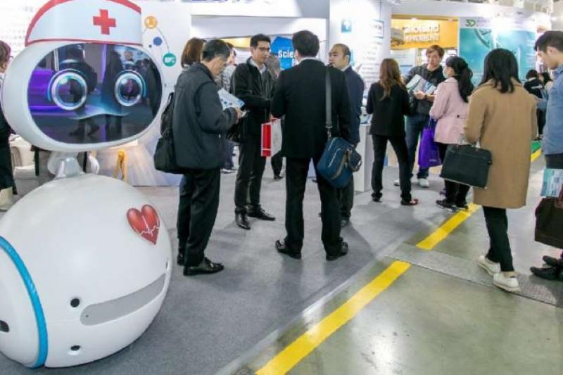 11月底即將進行2018年度的台灣醫療科技展,對於台灣而言有什麼重要性呢?(圖 / Taiwan-Healthcare提供)