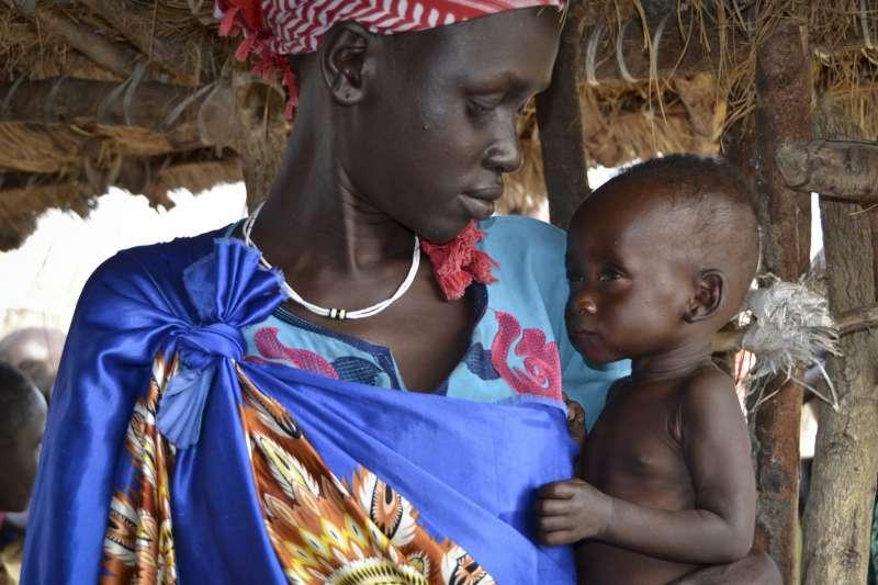 南蘇丹自2013年開始便戰火頻仍,饑荒肆虐,也導致暴力事件層出不窮,11月下旬性侵案件數量更劇烈攀升。(AP)