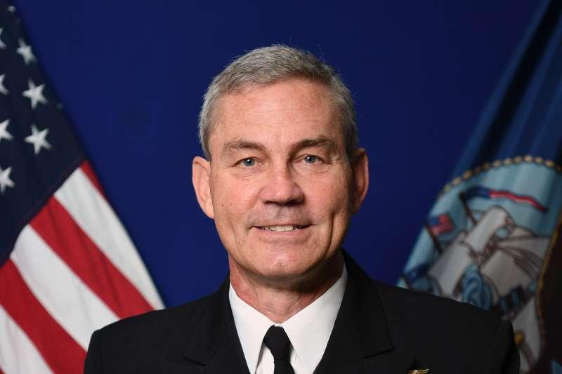 美國海軍第五艦隊司令、三星中將史蒂爾尼(Scott A. Stearney)(Wikipedia / Public Domain)