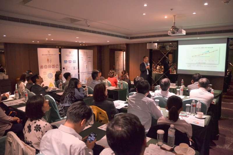 眾匯智能健康舉辦全台三場「BIGDATA + A I」健康檢查創新科技應用趨勢研討會,北中南健檢(圖提供/眾匯智能健康)