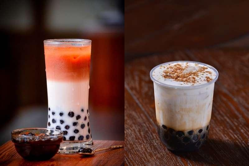 起源於台灣的珍珠奶茶,近來在日本大受歡迎,使得進口至日本的粉圓數量,光在2019上半年,即已超過2018一整年;圖為珍奶示意圖。(取自pixabay)