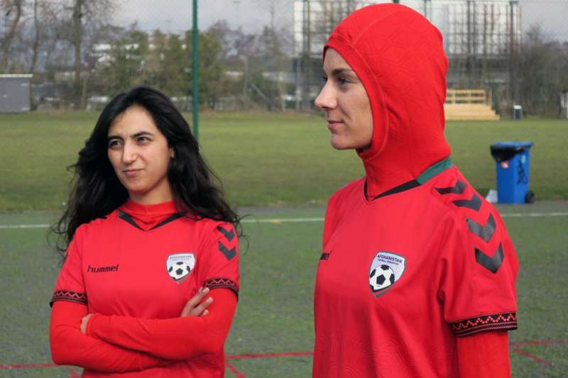 阿富汗女子足球國家隊爆出選手淪為官員性玩物的醜聞(AP)