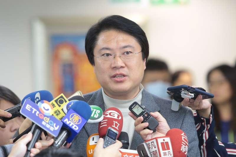 駁「保皇派」之說 林右昌:黨想的是回應人民要求-風傳媒