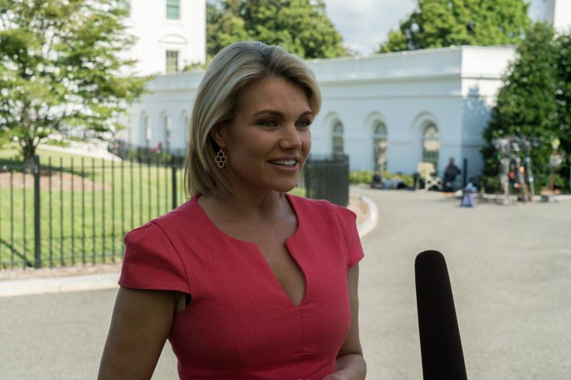 美國國務院發言人諾爾特(Heather Nauert ),攝於2017年7月25日(Wikipedia / Public Domain)