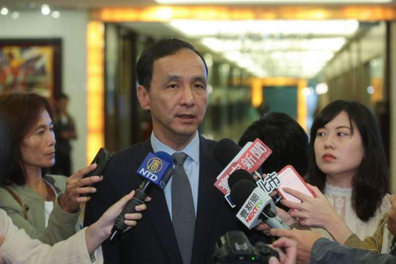 新北耶誕城》國安局稱華為贊助有「資安疑慮」 朱立倫反嗆:乾脆禁售比較快-風傳媒
