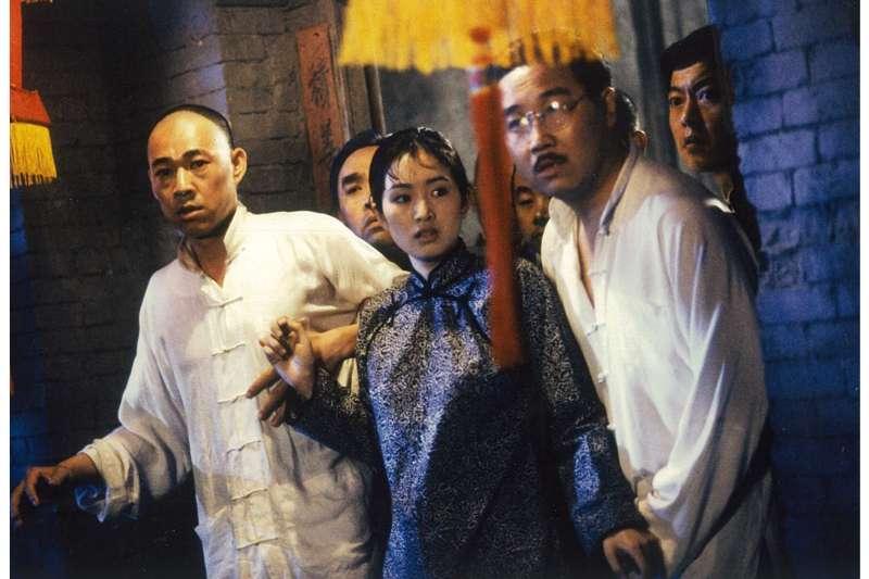 正逢華語影史經典電影《霸王別姬》25周年,數位修復版將在14日重新上映。(甲上娛樂提供)