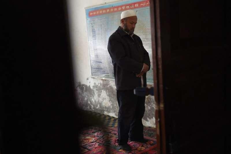中國被指大規模拘禁新疆維吾爾族人以及其他穆斯林。(BBC中文網)