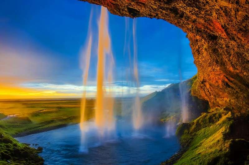 人間天境,此生必去之地—冰島(圖/網路截圖)
